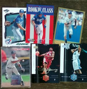 Various Sports Cards: NFL, NBA, NHL, MLB, Nascar for Sale in Martinsburg, WV
