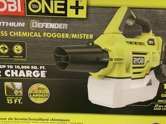 Ryobi Chemical Fogger for Sale in Houston,  TX
