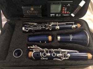 Mendini Blue Clarinet for Sale in Arlington, TX