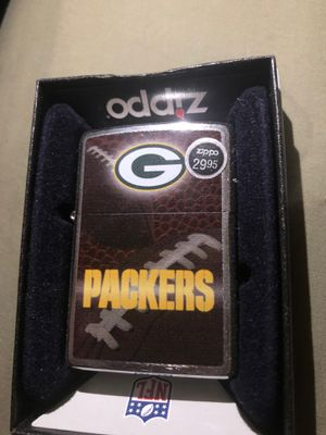Brand new Green Bay packers lighter zippo for Sale in Peoria, AZ