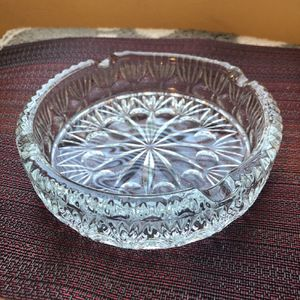 {url remVintage Princess House Highlights Ashtray Lead Crystal #PrincessHouse for Sale in Clearwater, FL