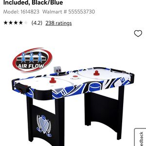 """MD Sports 48"""" Air Hockey Table for Sale in Rosemead, CA"""