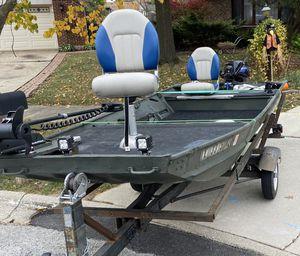 Jon Boat for Sale in Oak Forest, IL