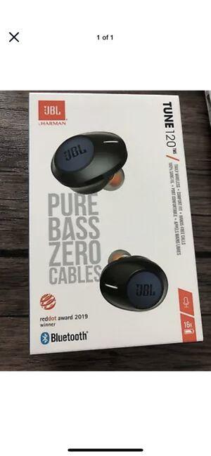 Brand New JBL 120tws wireless headphones for Sale in Miami, FL