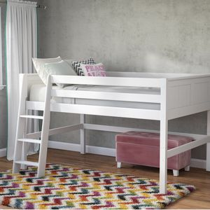 Twin loft low bed for Sale in Stanford, CA