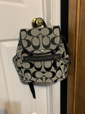 Coach backpack for Sale in South Holland, IL
