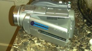 Sony Camcorder Minidvd for Sale in Salem, MA