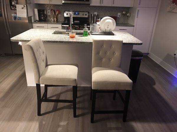 Two Counter Stools