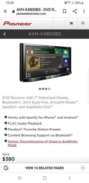Pioneer DVD player for Sale in Phoenix, AZ