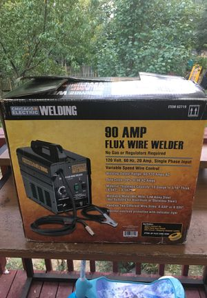 Welding Machine 90 AMP for Sale in Aspen Hill, MD