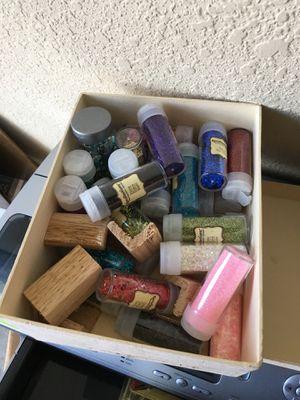 Box of glitter for Sale in Farmington, MN