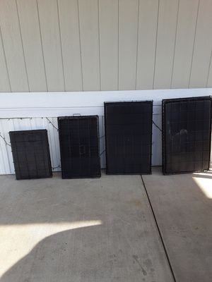 Dog crates like new for Sale in Pittsburg, CA
