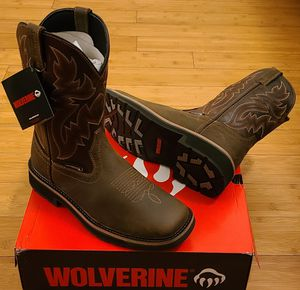 Wolverine Work Boots size 9 for Men. for Sale in Paramount, CA