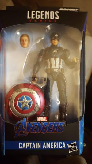 captain america the worthy . walmart exclusive for Sale in Colorado Springs, CO