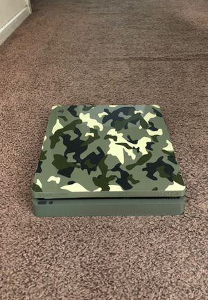 WW2 camo PS4 for Sale in San Marcos, CA