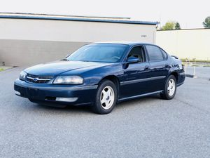 2001 Chevy Impala fully Loaded !!! for Sale in Tacoma, WA