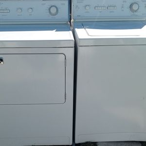 Admiral Washer And Dryer Electric for Sale in Phoenix, AZ