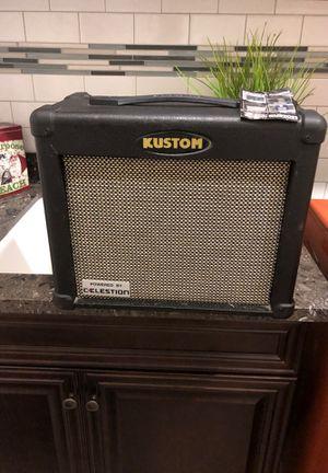 Amplifier - Kustom solo 16 for Sale in Fresno, CA