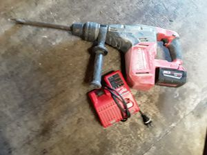 Jack hammer drill for sale works good price firm no low ballers please for Sale in San Diego, CA