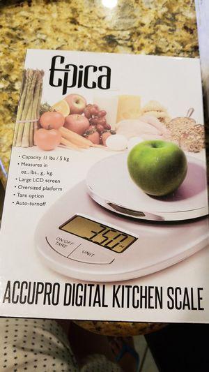 Digital kitchen scale for Sale in Orlando, FL