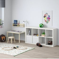 Kallax Shelving Unit Ikea for Sale in Newport Beach,  CA