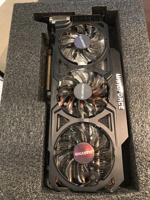 Gigabyte GTX 770 Windforce X3 OC 2GB for Sale in North Lauderdale, FL