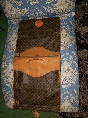 Vintage Louis Vuitton Garment Bag for Sale in Houston, TX