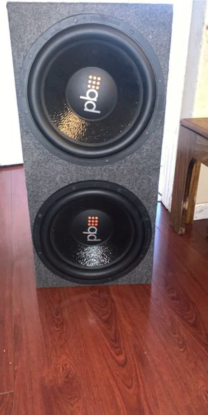 "15"" powerbass for Sale in San Jose, CA"