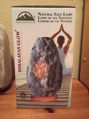 Salt lamp for Sale in Rancho Santa Margarita, CA