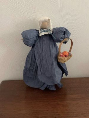 Beautiful hand crafted pilgrim for Sale in Virginia Beach, VA