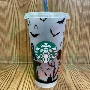 Nightmare Before Christmas Starbucks Cup for Sale in Los Angeles, CA