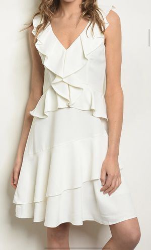 Very elegant evening or work attire dress could even be a wedding reception dress! NWT!! for Sale in Nashville, TN