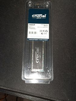 Laptop SSD 1000GB (1TB) for Sale in Angier,  NC