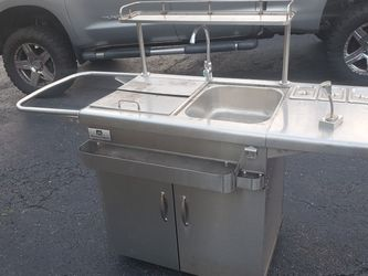 Outdoor Stainless Steel Sink for Sale in Mount Laurel Township,  NJ
