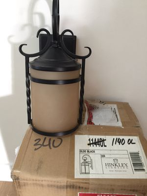 Hinkley rustic Spanish style light for Sale in Long Beach, CA