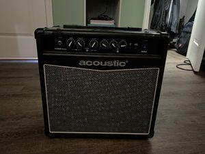 Acoustic lead dearies g20 amp for Sale in LaFayette, GA