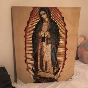 Virgin Mary painting for Sale in Turlock, CA