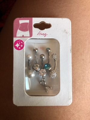 Belly button rings for Sale in Modesto, CA