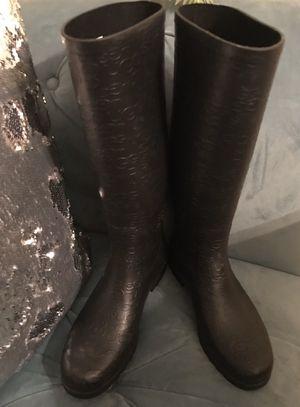 UGG Women's Tall Rain Boots Size 8 for Sale in Alexandria, VA