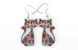 New Acrylic Cat Earrings for Sale in Fallbrook, CA