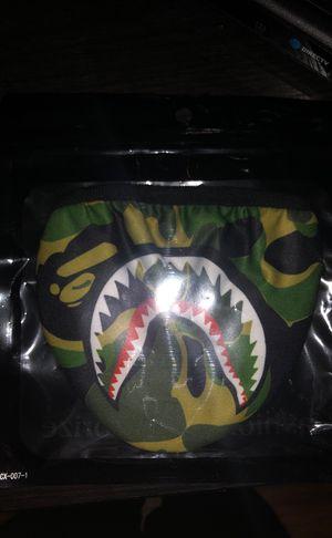 Bape camo mask for Sale in McLoud, OK
