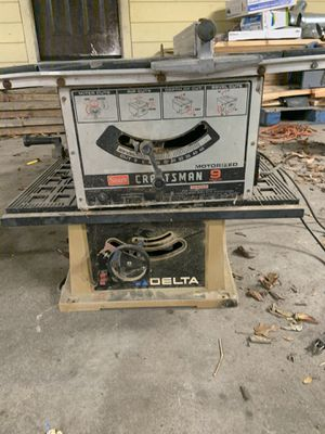 Two Table saw for Sale in Seagoville, TX