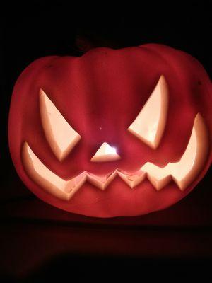(3) Plug in light up pumpkin's. See description for Sale in Lyndhurst, NJ