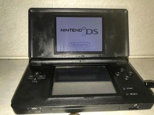 Nintendo DS lite (Blue) w Kingdom Hearts for Sale in La Mesa, CA