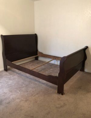 Twin size bed frame used for Sale in Pittsburg, CA