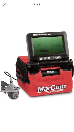 MarCum VS485C 7in. LCD Underwater Viewing System for Sale in West Richland, WA