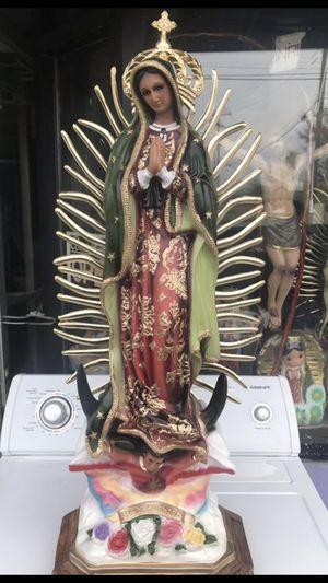 """Virgencita de Guadalupe 32"""" for Sale in Lathrop, CA"""