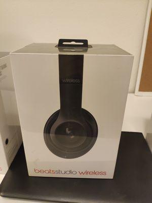 Beats Studio Wireless2 by Dr. Dre - Matte Black for Sale in Westlake Village, CA