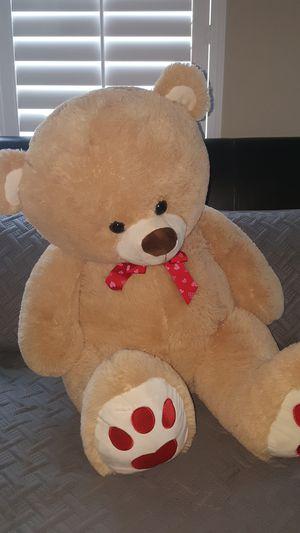 Huge stuffed bear for Sale in Las Vegas, NV