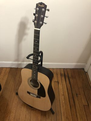 Fender FA-100 Acoustic guitar for Sale in Brookline, MA